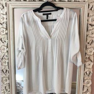 BCBGMaxAzria maternity blouse